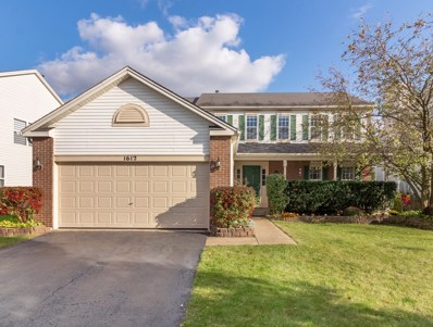 1612 Sierra Highlands Court, Plainfield, IL 60586 - MLS#: 10552336