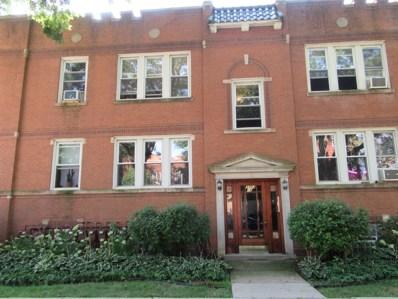 3703 W Eddy Street UNIT 2, Chicago, IL 60618 - #: 10552353
