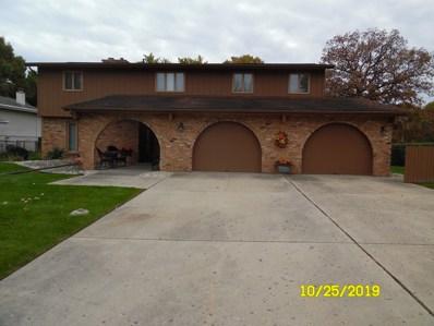 3158 Jeffrey Drive, Joliet, IL 60435 - #: 10553038