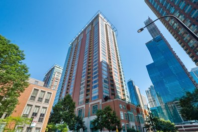 415 E North Water Street UNIT 1605, Chicago, IL 60611 - #: 10553186