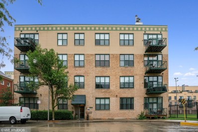 2512 N Bosworth Avenue UNIT 203, Chicago, IL 60614 - #: 10553376