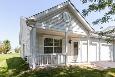 21308 Edison Lane, Plainfield, IL 60544 - #: 10553378