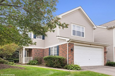 3 Blue Stem Court, Streamwood, IL 60107 - #: 10553402