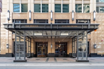 57 E Delaware Place UNIT 3502, Chicago, IL 60611 - #: 10553454