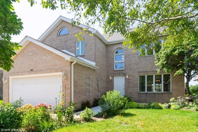 1945 Brookside Lane, Hoffman Estates, IL 60169 - #: 10553495
