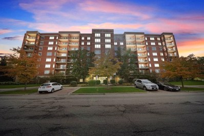 5555 N Cumberland Avenue UNIT 612, Chicago, IL 60656 - #: 10553612
