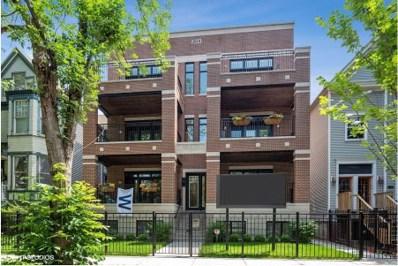3813 N Kenmore Avenue UNIT 3S, Chicago, IL 60613 - #: 10553703