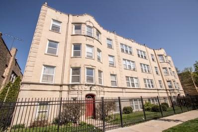 6307 N Claremont Avenue UNIT 1, Chicago, IL 60659 - #: 10553786