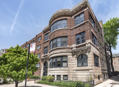 442 W Melrose Street UNIT 1, Chicago, IL 60657 - #: 10553801