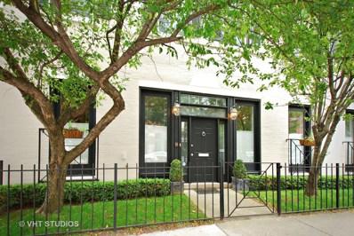 1217 W Webster Avenue, Chicago, IL 60614 - #: 10553888
