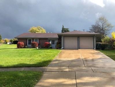 1035 Hermitage Lane, Hoffman Estates, IL 60169 - #: 10553947