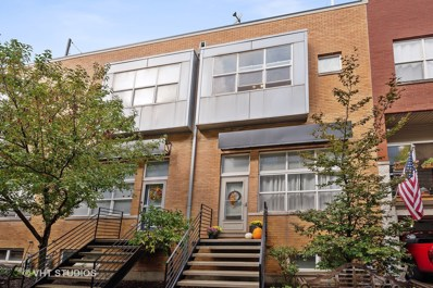 1811 N Rockwell Street UNIT O, Chicago, IL 60647 - #: 10554361