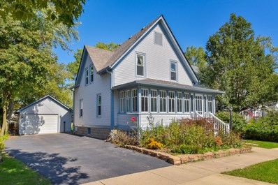 1023 E Jefferson Avenue, Wheaton, IL 60187 - #: 10554473