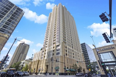1400 S Michigan Avenue UNIT 1305, Chicago, IL 60605 - #: 10554510