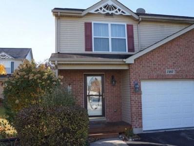 1483 Rhett Place UNIT 1483, Woodstock, IL 60098 - #: 10555124