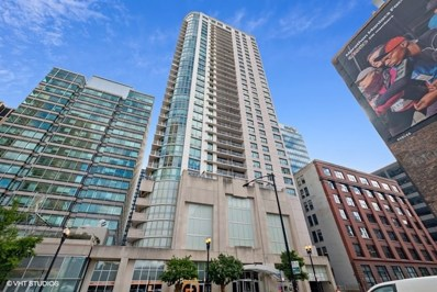 125 S Jefferson Street UNIT 2208, Chicago, IL 60661 - MLS#: 10555160
