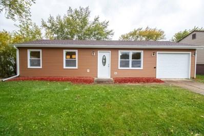 214 Mayfield Drive, Streamwood, IL 60107 - #: 10555167