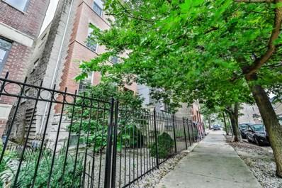 1457 W Fry Street UNIT 1, Chicago, IL 60642 - #: 10555328