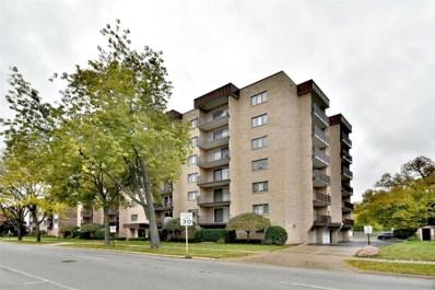 700 Graceland Avenue UNIT 603, Des Plaines, IL 60016 - #: 10555597