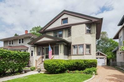 740 Woodbine Avenue, Oak Park, IL 60302 - #: 10555776