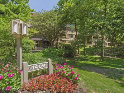 1409 Burr Oak Road UNIT 407A, Hinsdale, IL 60521 - #: 10556208