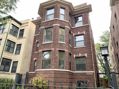 5815 N Winthrop Avenue UNIT G, Chicago, IL 60660 - #: 10556531