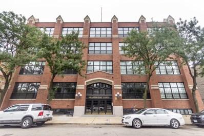 17 N Loomis Street UNIT 2B, Chicago, IL 60607 - #: 10556583