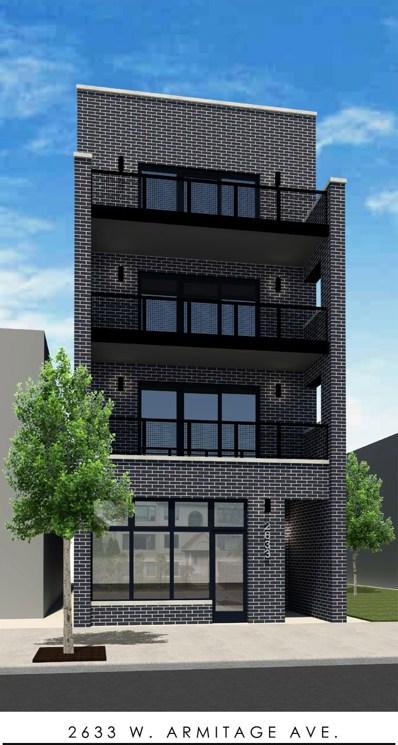 2633 W Armitage Avenue UNIT 2, Chicago, IL 60647 - #: 10556594