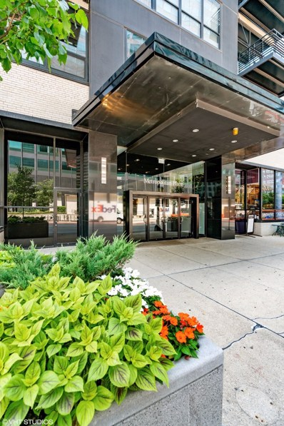130 S Canal Street UNIT 811, Chicago, IL 60606 - MLS#: 10556687