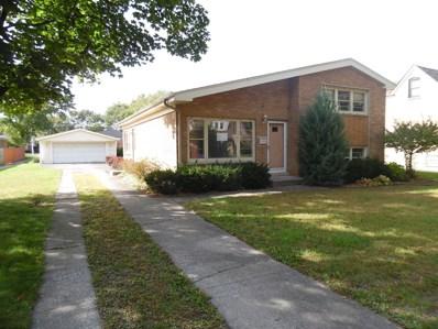 10744 S Kenneth Avenue, Oak Lawn, IL 60453 - #: 10556828