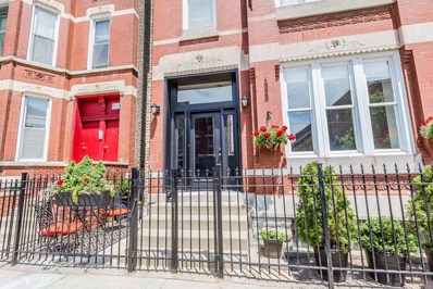 1326 W Huron Street UNIT 4, Chicago, IL 60642 - #: 10557253