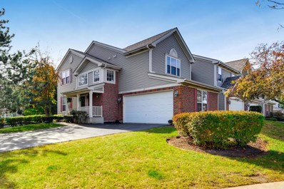57 STONEGATE Lane UNIT 2901, Streamwood, IL 60107 - #: 10557517