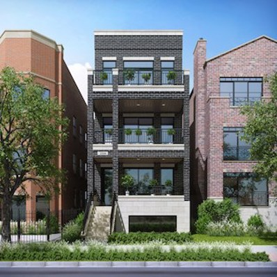 2506 N Southport Street N UNIT 1, Chicago, IL 60614 - #: 10557769