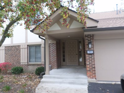 905 Knottingham Drive UNIT 1B, Schaumburg, IL 60193 - #: 10557885