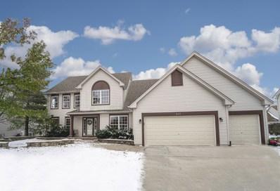 507 Clearwater Lane, Oswego, IL 60543 - #: 10558177