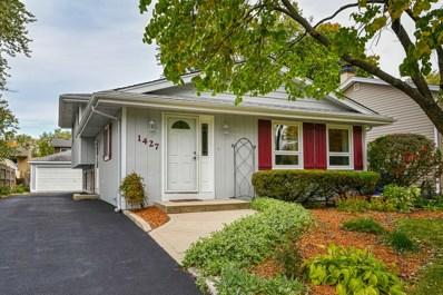 1427 Dawes Avenue, Wheaton, IL 60189 - #: 10558259