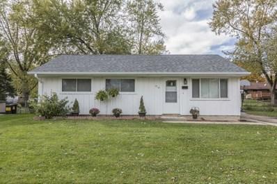 414 S Park Boulevard, Streamwood, IL 60107 - #: 10558471