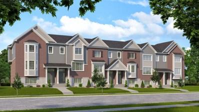 416 N Cass Avenue UNIT F, Westmont, IL 60559 - #: 10558657