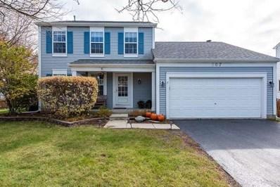 207 Briar Ridge Lane, Lake Villa, IL 60046 - #: 10559003