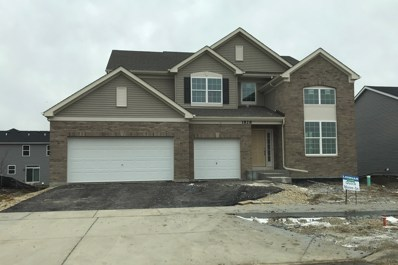 1828 SHEFFIELD Drive, Hoffman Estates, IL 60192 - #: 10559278