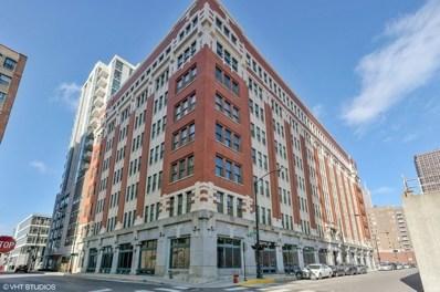 732 S Financial Place UNIT 518, Chicago, IL 60605 - #: 10559506