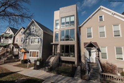 2430 W Moffat Street UNIT 1, Chicago, IL 60647 - #: 10559665