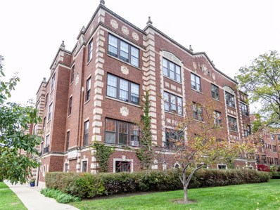 1001 Hull Terrace UNIT 3-3, Evanston, IL 60202 - #: 10560120