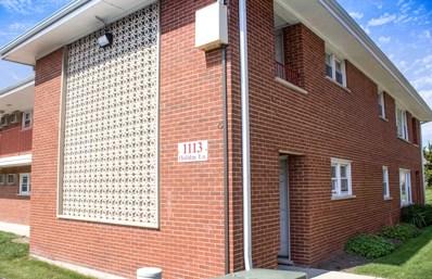 1113 Holiday Lane UNIT 13, Des Plaines, IL 60016 - #: 10560216