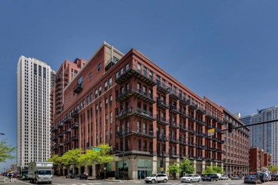 616 W Fulton Street UNIT 501, Chicago, IL 60661 - #: 10560232