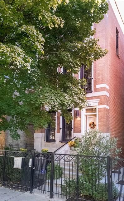 853 N Paulina Street UNIT 1, Chicago, IL 60622 - #: 10560440