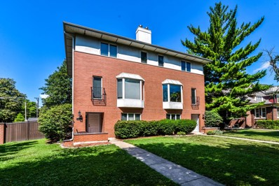 205 N Ridgeland Avenue, Oak Park, IL 60302 - #: 10561975