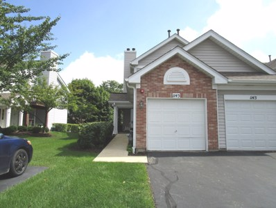 1145 Harbor Court, Glendale Heights, IL 60139 - #: 10562523