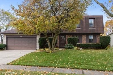 1869 Burr Ridge Drive, Hoffman Estates, IL 60192 - #: 10562524