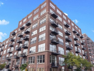 1500 W Monroe Street UNIT 613, Chicago, IL 60607 - #: 10562700